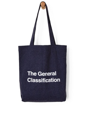 The General Classification The GC Recycled Tote Bag Navy