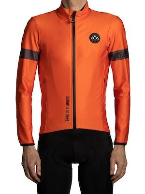 Band of Climbers Storm Shield Jersey - Orange