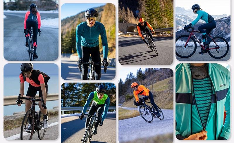 SANTINI-Mix and Match-Cycling Clothing