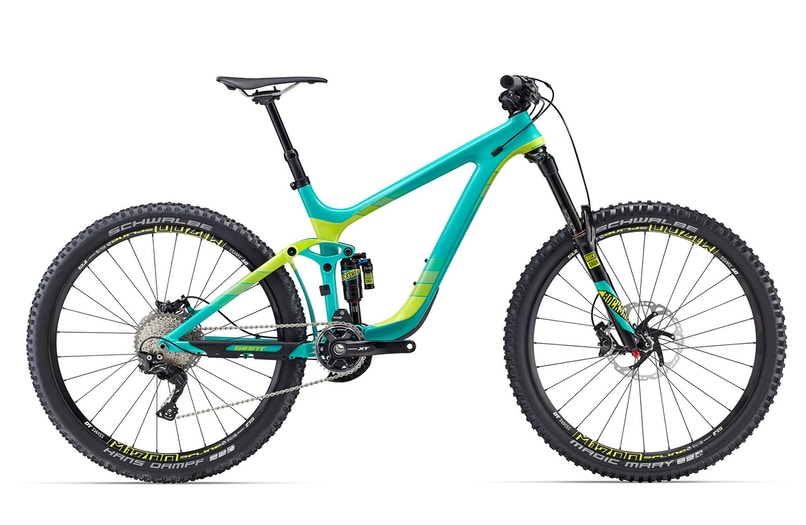 "Reign Advanced 27.5 1, 27.5"" Dual Suspension MTB Bikes"