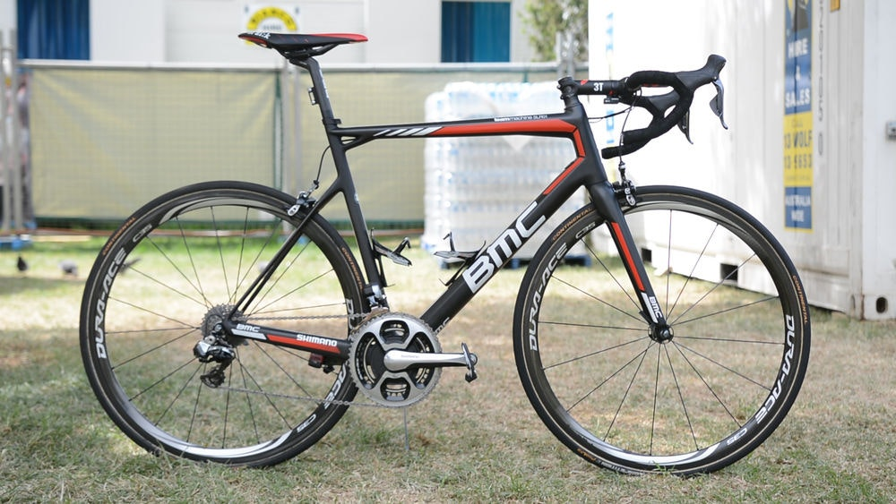 BMC SLR 01 2016 Racing Team