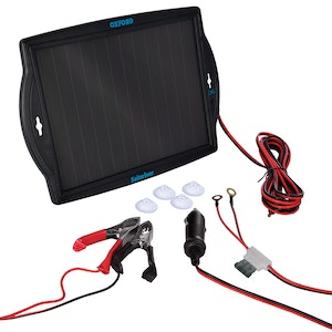 Oxford Solariser - Solar Powered Trickle Charger