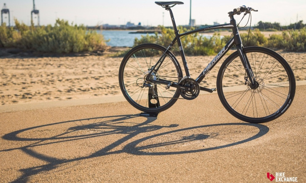 Merida Speeder 100 2017 Flat Bar Road Bike Review