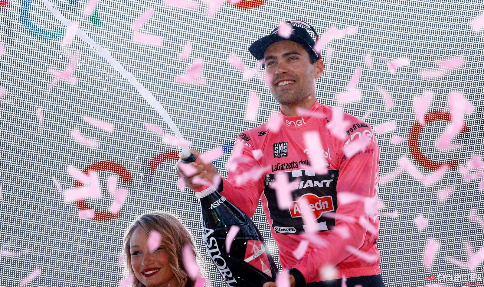 De Giro d'Italia 2016: Nederland kleurt roze