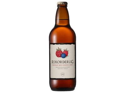Rekorderlig Premium Wild Berries Cider 500mL