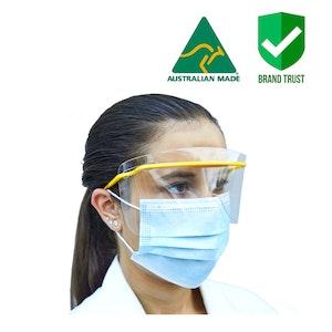 Protective Eye Shield (50pcs) - Quality AUSTRALIAN MADE