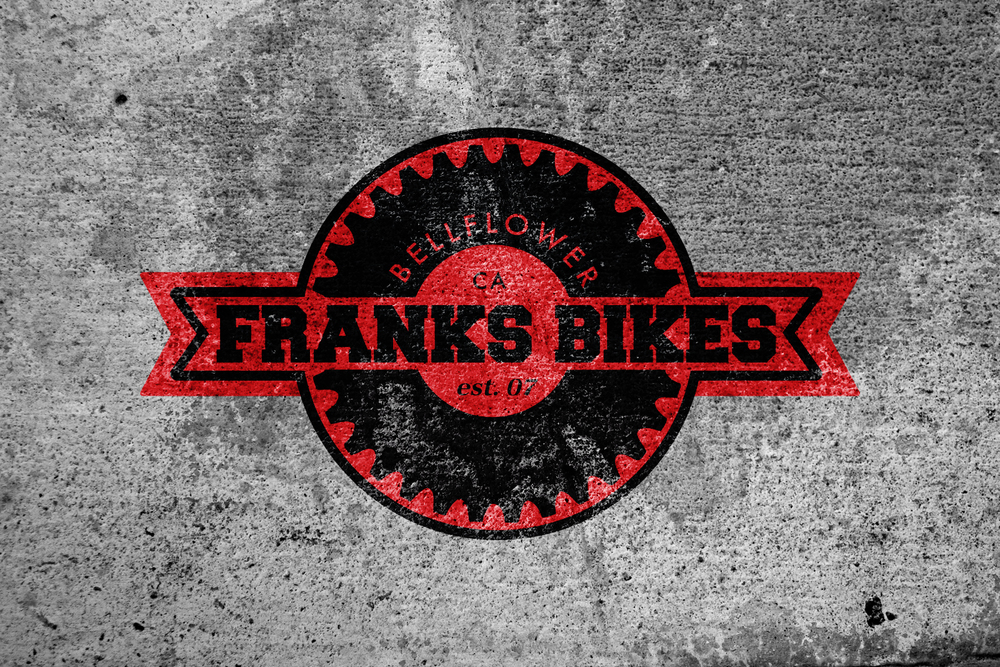 Frank's Bicycles #1 (Original)