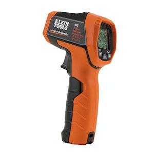 Klein IR5 Dual Laser Infared Thermometer Heat Testing Auto Scan
