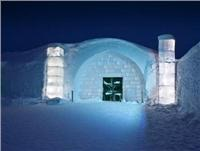 Win $12,000 surreal adventure for two into Sweden's ICEHOTEL white serenity