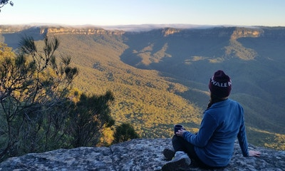 Alone Time: Camping on Mount Solitary