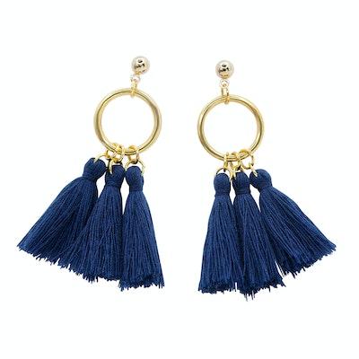 Global Sisters Shop Camille Tassel Earrings