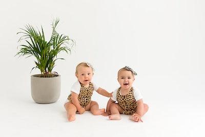 Commando Baby - Leopard Print