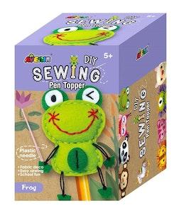 Avenir -  Sewing - Pen Topper - Frog