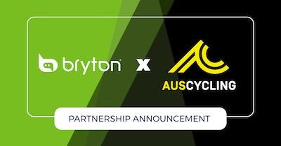 AusCycling and Bryton GPS Cycling Computers Form Long-Term Partnership