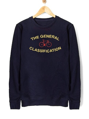 The General Classification Median Bicycle Crew Navy