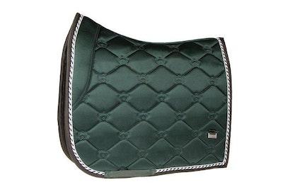 "PSOS Dressage Saddle Pad Emerald - ""Dreams do come true"""