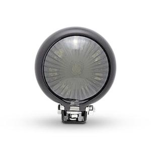 Mini Bates LED Stop / Tail Light - Matte Black