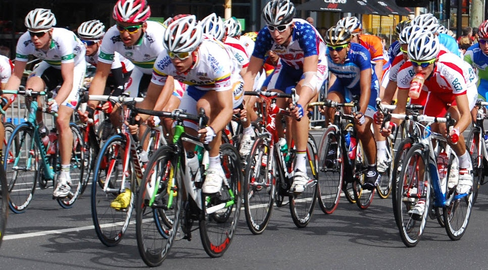2010 UCI Road World Championships Results