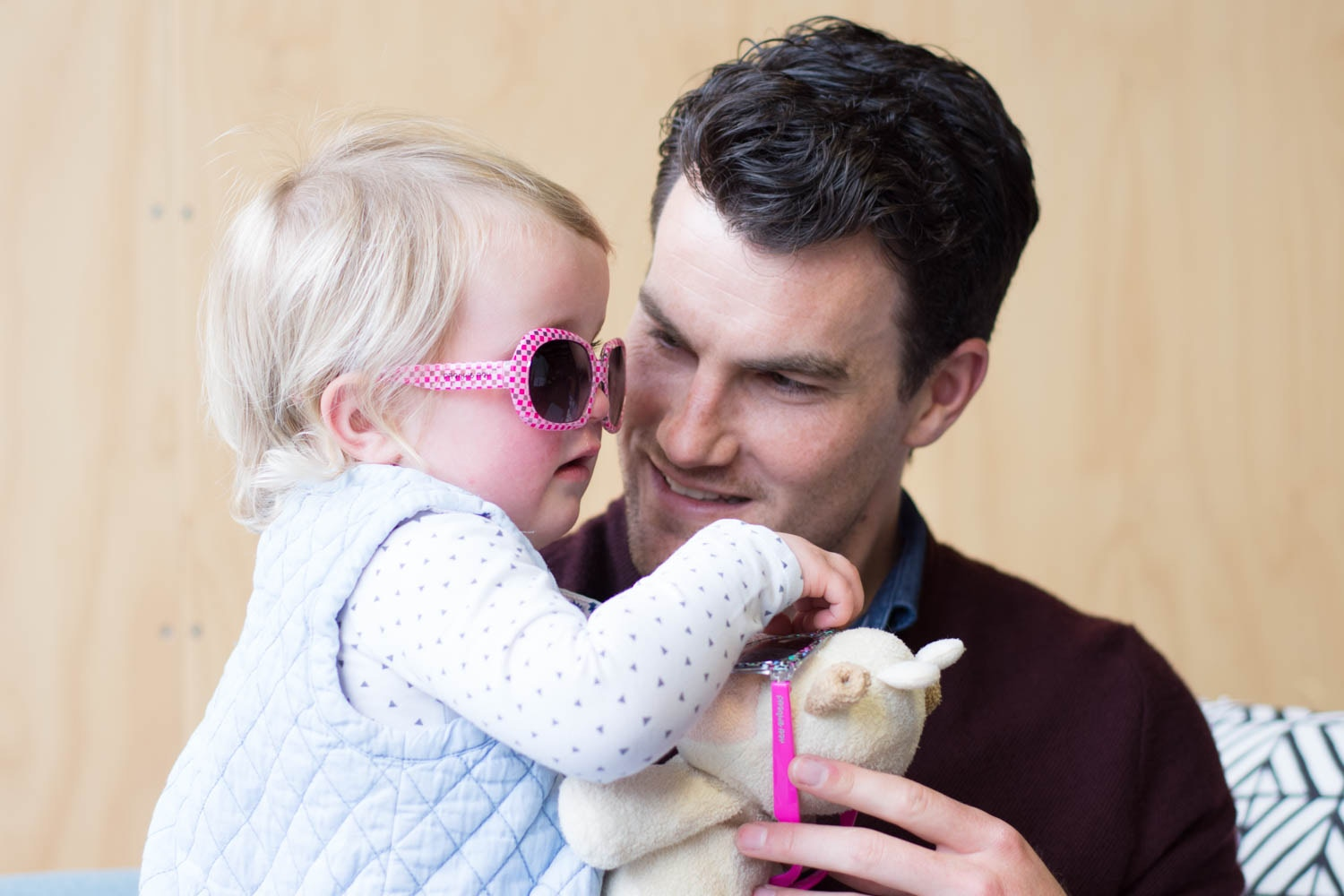 Adam Kavanagh on what it means to be a Dad