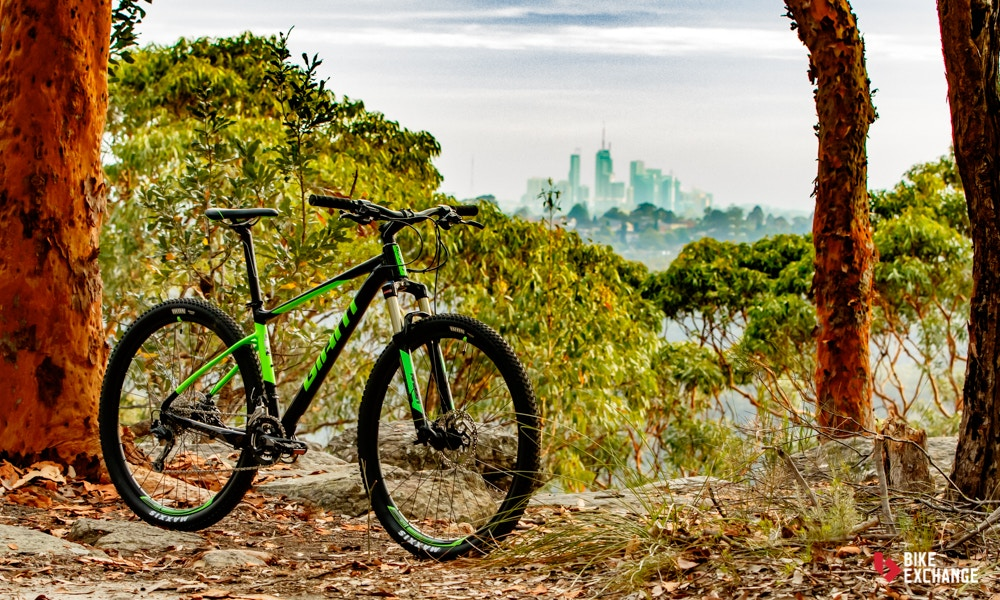 Giant Fathom 29er 2 Mountain Bike Review