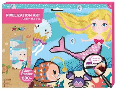 Avenir - Pixelization - Under the Sea