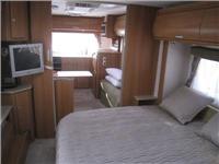 Value added luxury Jayco Sterling caravan brings home comfort wherever it parks