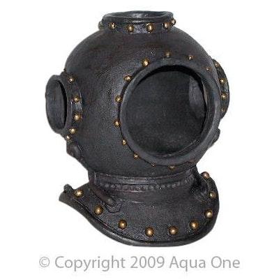 Aqua One AO Orn Deep Sea Divers Helmet 16x13cm