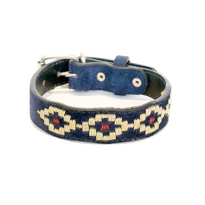 Georgie Paws Polo Collar - Mercury - blue