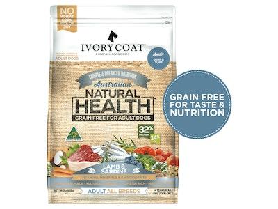Ivory Coat Lamb & Sardine Grain Free Dry Dog Food