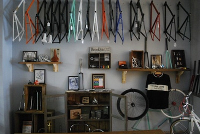 Ten of the World's Coolest Bike Shops