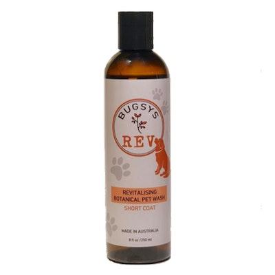 Bugsy's Pet Supplies GROOMING | Botanical Pet Wash Liquid Soap (Revitalise)