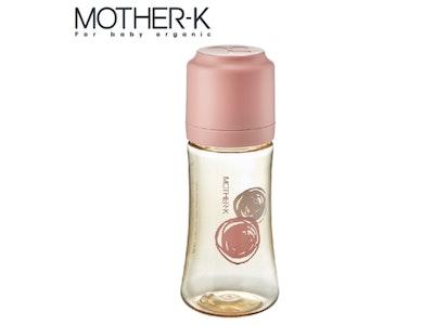 Mother-K PPSU Feeding Bottle 280ml - PINK