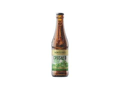 Monteiths Crushed Apple Cider Bottle 330mL