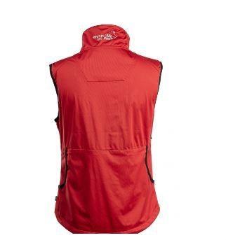 ARRAK Red Softshell Vest - Women's
