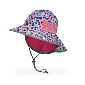 Sunday Afternoons Kids Play Hat (pink solar geodes)