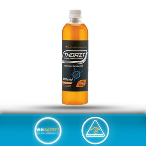 Thorzt Electrolyte Concentrate - Orange Flavour 600mL