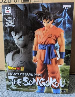 Dragon Ball Super: Resurrection 'F' - Goku MSP Master Star Piece Figure