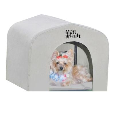 Zeez Mutt Hutt Dog House Portable Dog Kennel - 4 Sizes