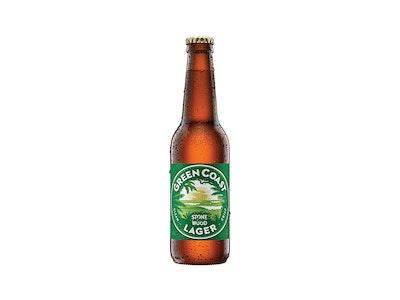 Stone & Wood Green Coast Lager Bottle 330mL
