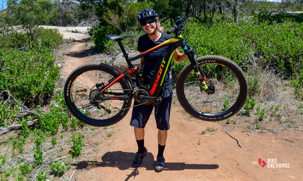 2018 Giant Full-E+ 1 Pro Electric Mountain Bike Review
