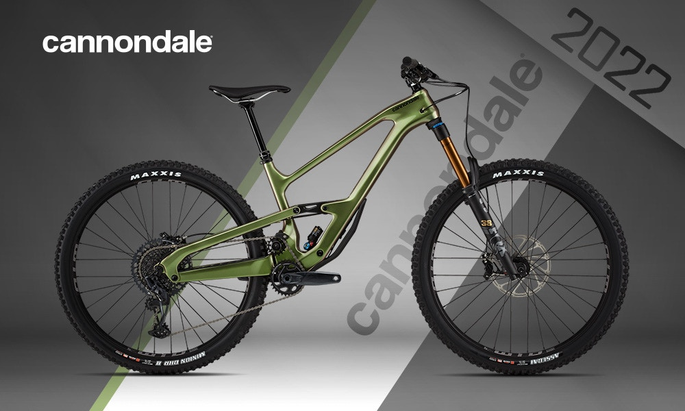 Cannondale 2022: Das sind die neuen Bikes