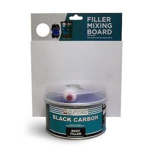 Master Black Carbon Polyester Filler 1Lt Deal - Limited Offer