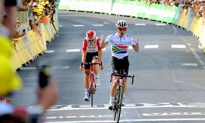 Sudáfrica Celebra la Victoria de Impey en la Etapa 9 del Tour.