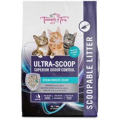 Trouble N Trix Trouble & Trix Ultimate Cat Litter