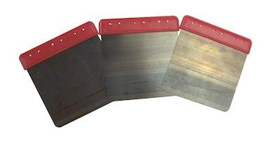 Metal Applicators with Handle - Pack of 3