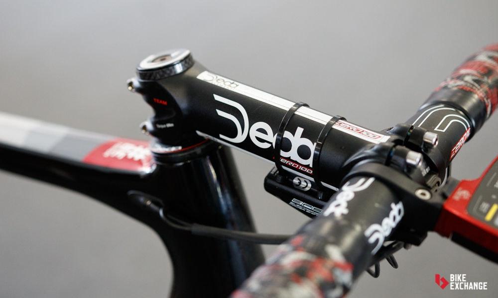 Adam Hansen S Ridley Helium Slx Pro Bike