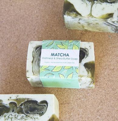 Symbolic Studio Handmade Organic Soap - Matcha