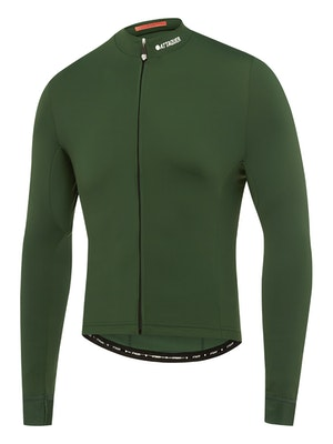 Attaquer A-Line Winter LS Jersey 2.0 Olive