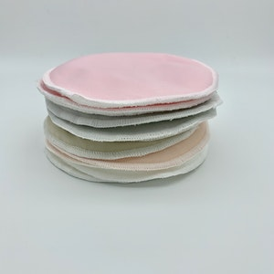 Reusable Breast Pads (PASTEL)