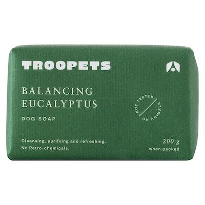 Troopets Balancing Eucalyptus Dog Soap